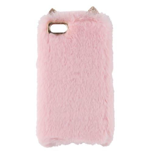 coque chat en plastique rose et dore pour iphone 6 7 8 1000 3 33 186952 1