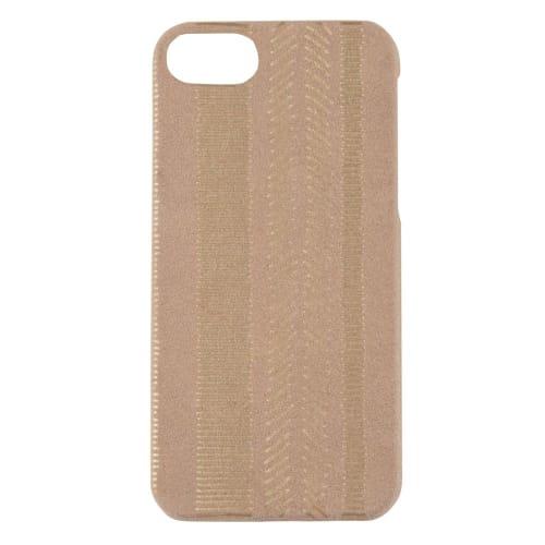 coque iphone 8 beige