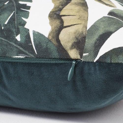 44 cm Morbido Cuscino darredo per la casa WANINE Cuscino Quadrato Hermes con Stampa a Doppia Faccia con Frange Cuscino Quadrato con Cuscino Centrale in Vita-Cavallo Paddock-Azzurro/_45