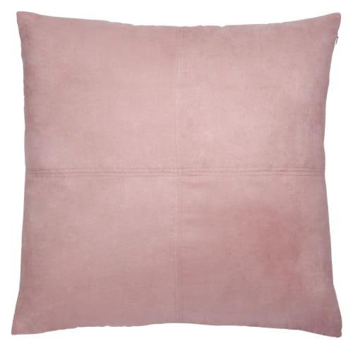 Cuscini Rosa.Cuscino Rosa 60x60 Cm Swedine Maisons Du Monde