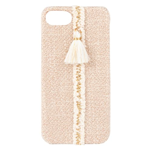 Custodia IPhone 6/7/8 metallizzata effetto pelle di serpente