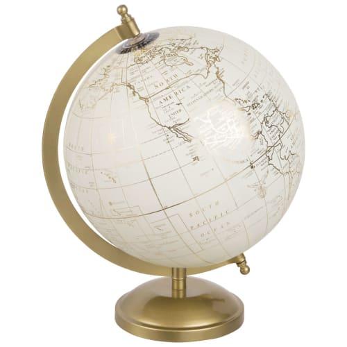 Decoratieve Wereldbol Worldwide Maisons Du Monde