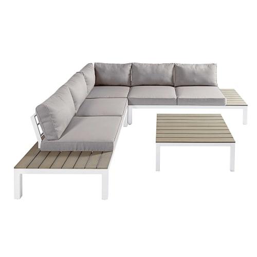 Garten-Sitzgarnitur mit 6 Plätzen