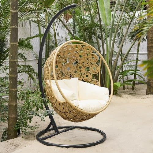 Pleasant Hanging Garden Armchair Download Free Architecture Designs Ferenbritishbridgeorg
