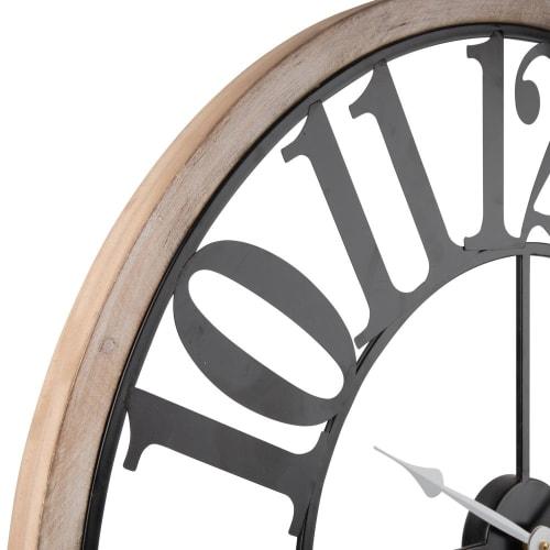 Horloge Bicolore D80