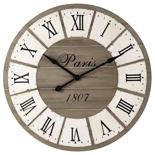 Horloge En Sapin D92