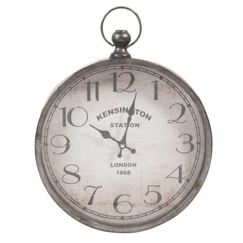 Horloge Gousset En Metal 30x39