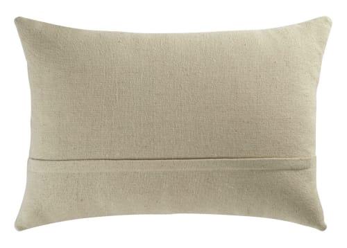 kissen aus baumwolle 40x60 kasama maisons du monde. Black Bedroom Furniture Sets. Home Design Ideas