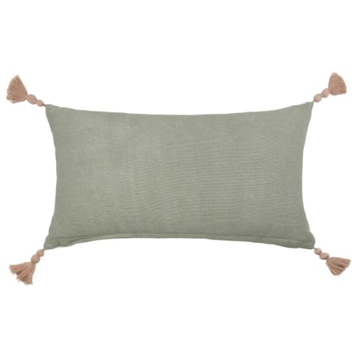 Kissenbezug Aus Baumwolle Mit Naturmotiv 30x50