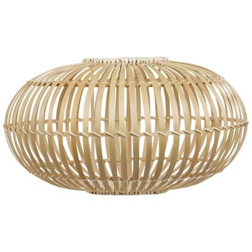 Lampenschirm für Hängelampe aus Bambus D40