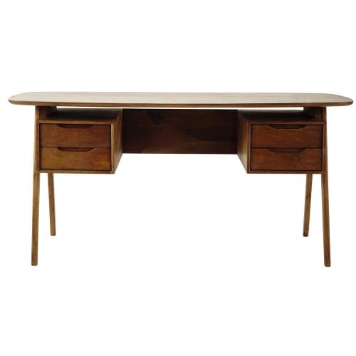 Mango Wood Vintage Desk Janeiro, Mango Wood Desk