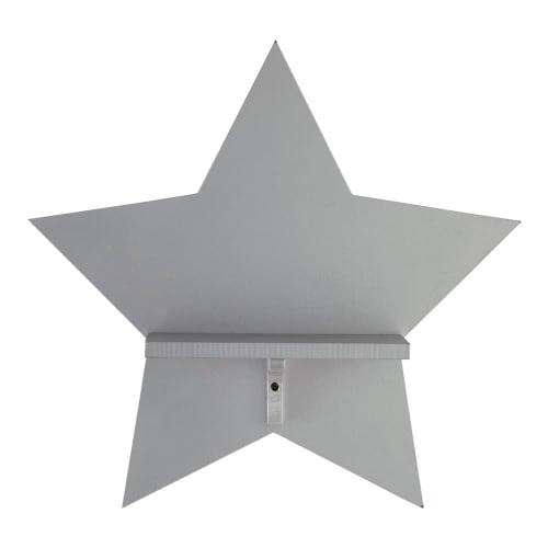 Mensole Maison Du Monde.Mensola A Muro Silver Star