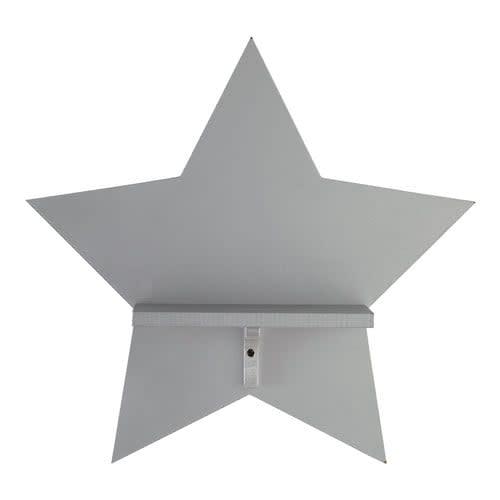Maison Du Monde Mensole.Mensola A Muro Silver Star