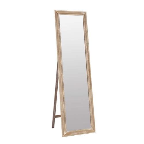 Miroir psyché sur pied H 170 cm