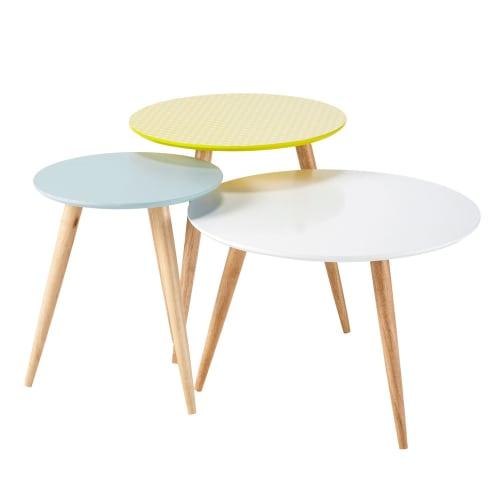 Nest of Vintage Tables | Maisons du Monde