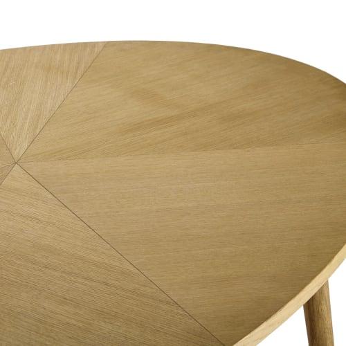 Ovale Esstisch, 8 Personen, L200 | Maisons du Monde