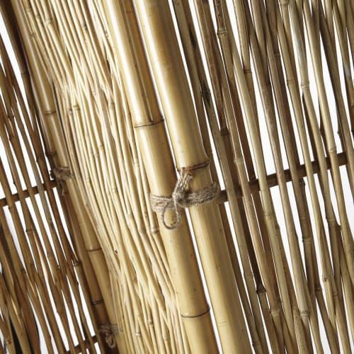 Paravent En Bambou Pahoa Maisons Du Monde