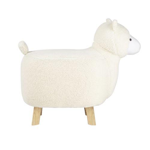 Pouf mouton