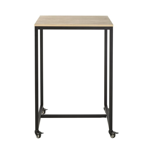 Professional High Dining Table On Wheels W70