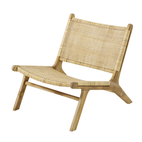 Rattan Wicker Armchair Ticao Inwithit