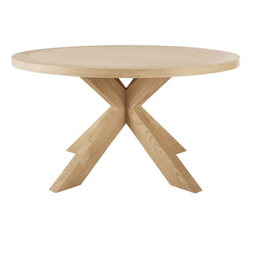 Round 6 8 Seater Dining Table D140 Faubourg Maisons Du Monde
