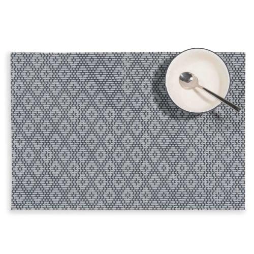 Set De Table Noir Et Blanc 30x45cm