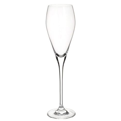 glass champagne flute silhouette maisons du monde. Black Bedroom Furniture Sets. Home Design Ideas