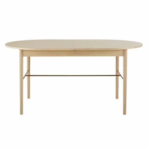 Table Extensible Maison Du Monde.Table A Manger Extensible 6 8 Personnes L160 200 Maisons Du Monde