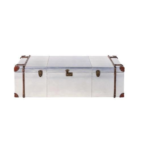 Table Basse Malle En Aluminium Cloute