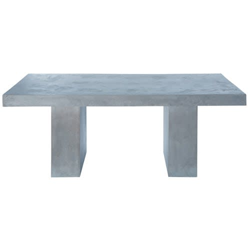 Table Beton Cire Maison Du Monde Charmant Beautiful Table Salle A ...