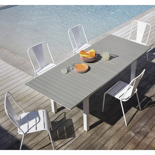 Table De Terrasse Extensible | Cartier Love Online