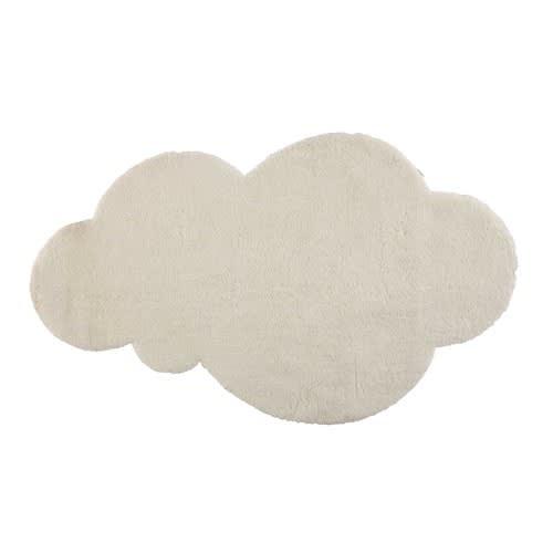 Tapis nuage écru 125x200