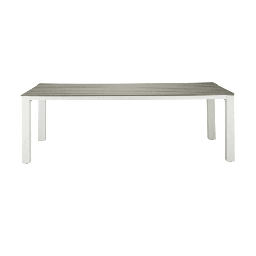 Tavoli Da Giardino In Alluminio.Tavolo Da Giardino 8 10 Persone In Alluminio E Composito L230