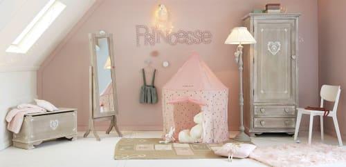 Tenda Da Gioco Rosa Pastello Maisons Du Monde