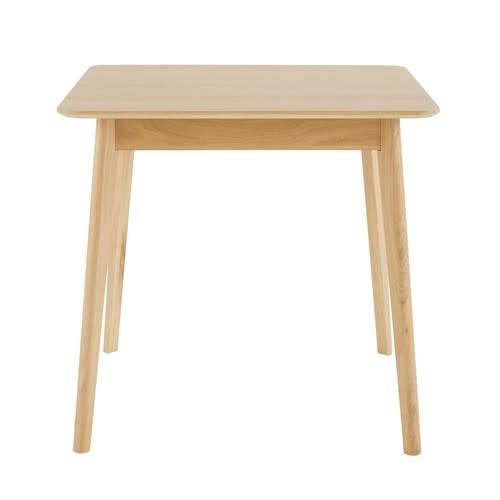 Vierkante Eettafel 4 Personen.Vierkante Eettafel Voor 4 Personen L80