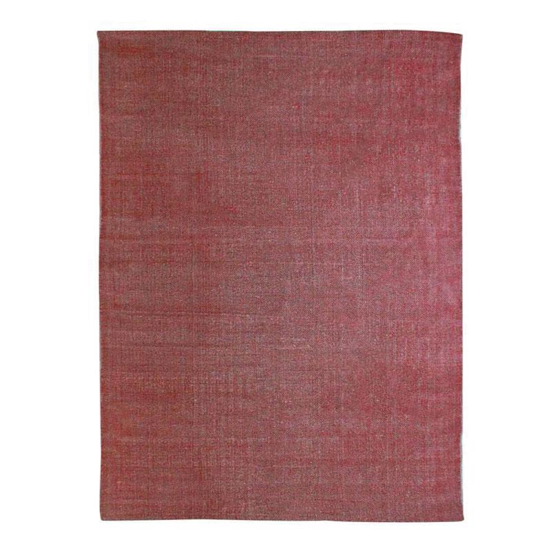 Tapis effet délavé rouge 160x230