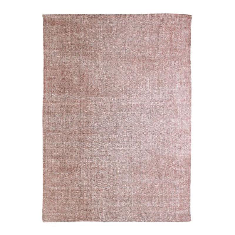Tapis effet délavé rose poudré 120x170