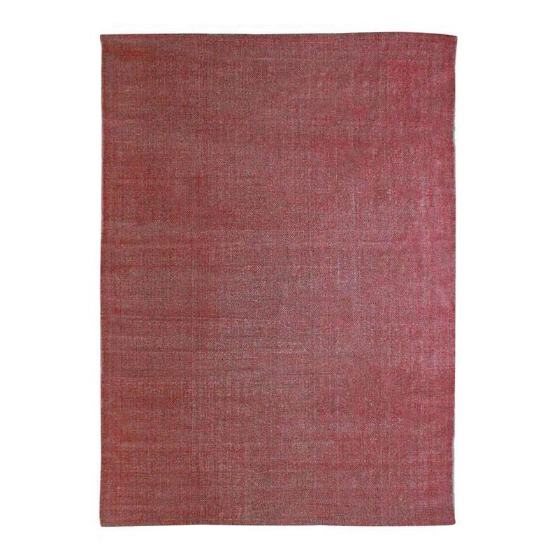 Tapis effet délavé rouge 120x170