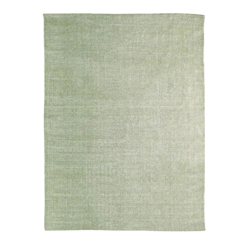 Tapis effet délavé vert clair 160x230