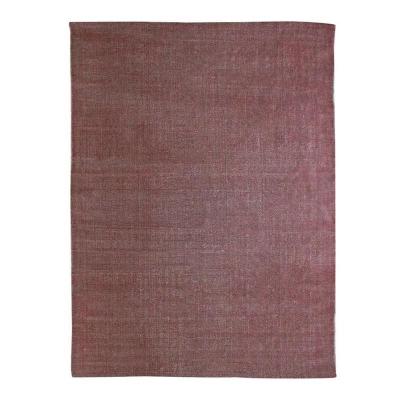 Tapis effet délavé burgundy 160x230