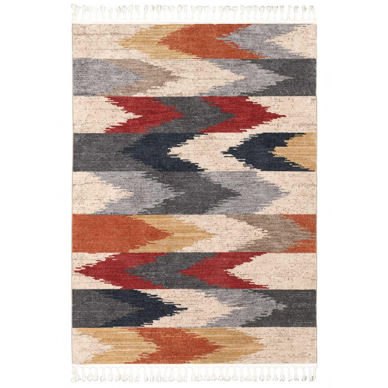 KILIM - Tapis kilim multicolore 160x230cm