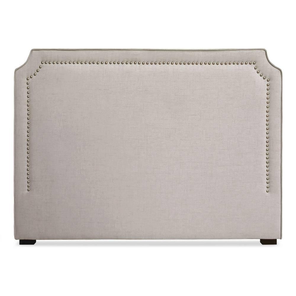 Tête de lit  160cm tissu beige