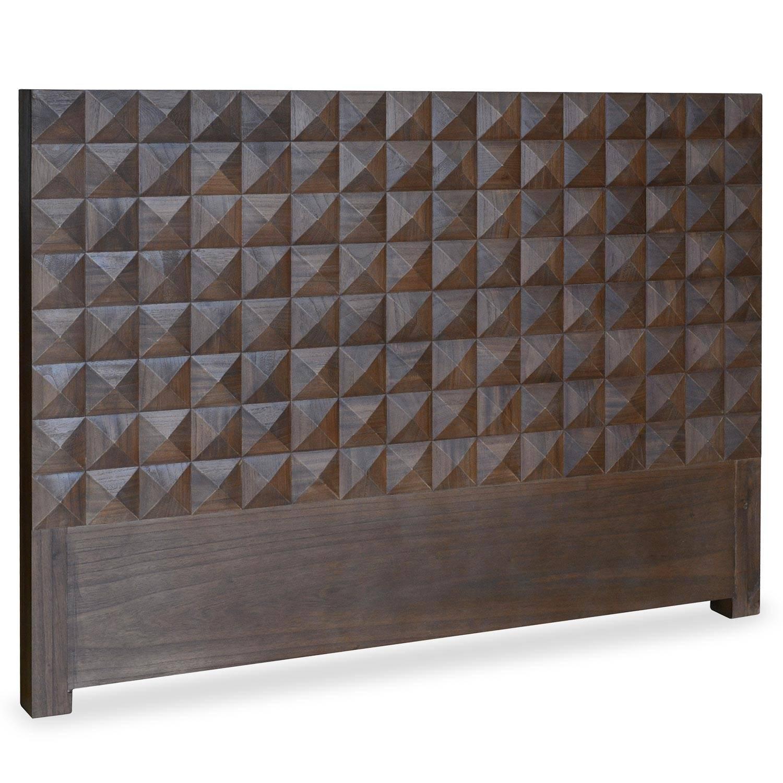 Tête de lit  160cm en bois sculpté
