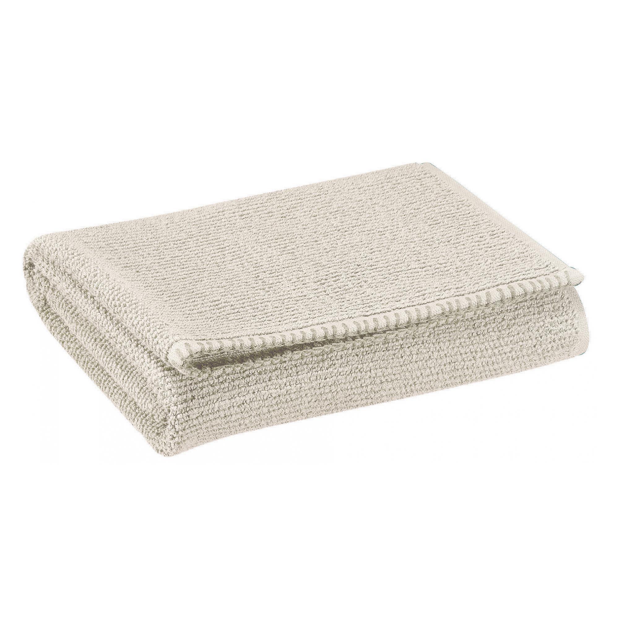 Drap de douche en coton lin 70 x 130