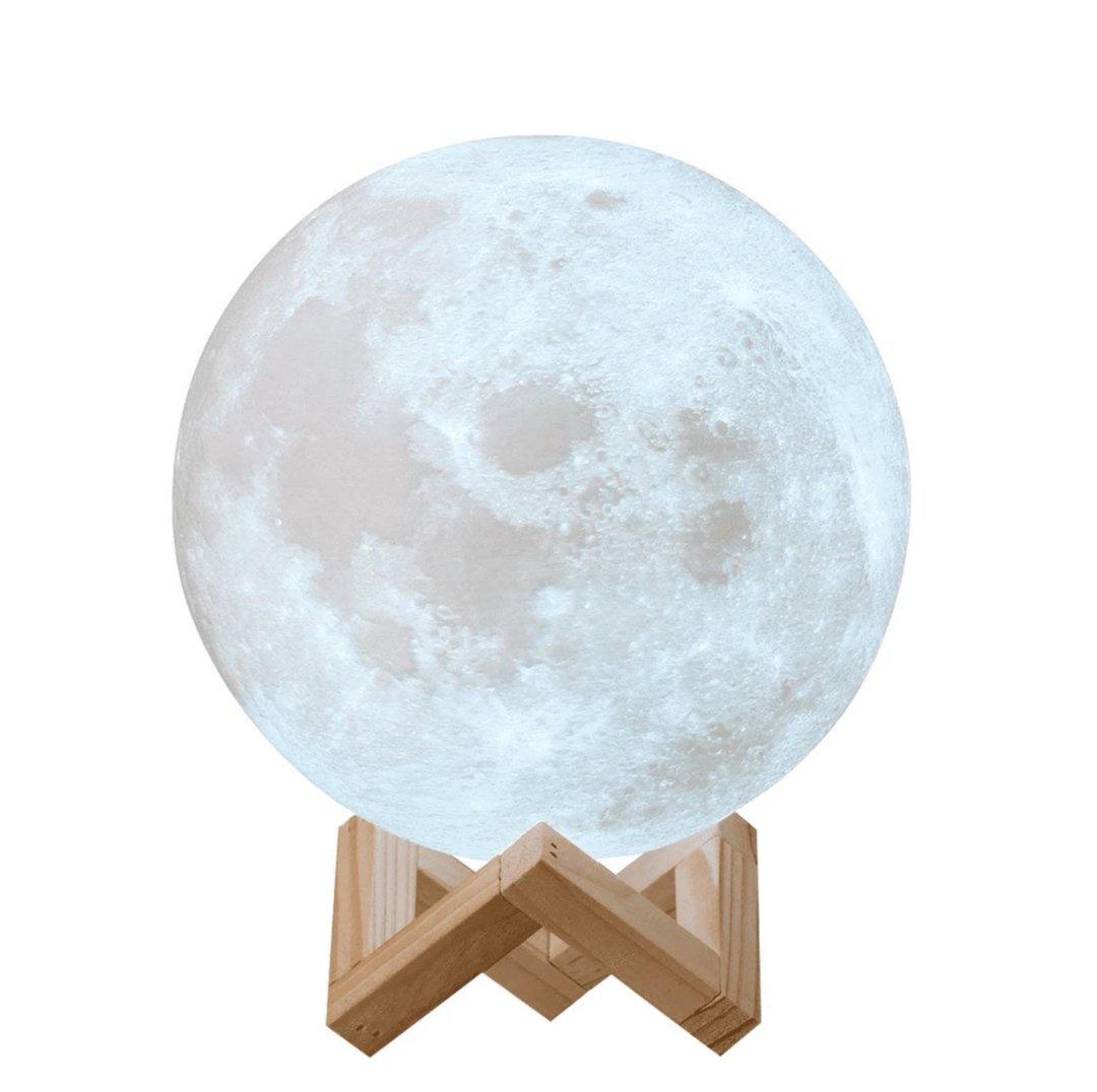 Lampe à poser pleine lune 12cm