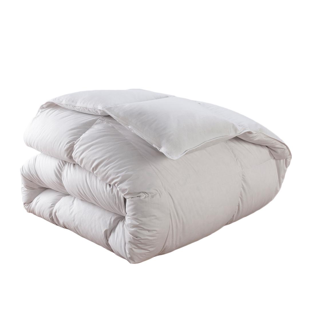 Couette 90% Duvet d'oie blanc neuf Chaude 140x200 cm