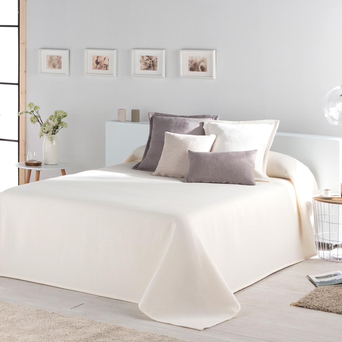 Couvre lit en coton naturel 180x270