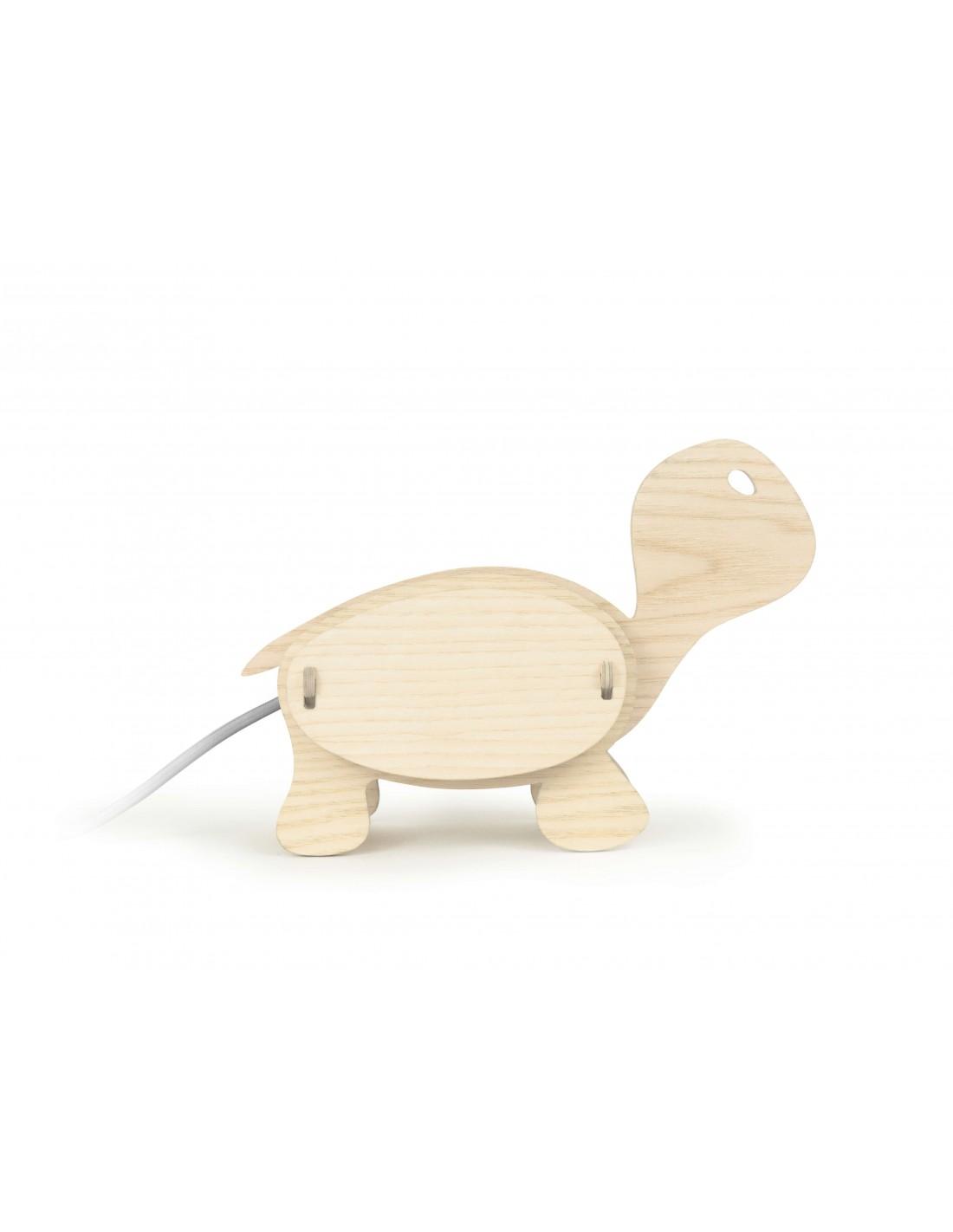 Lampe à poser tortue