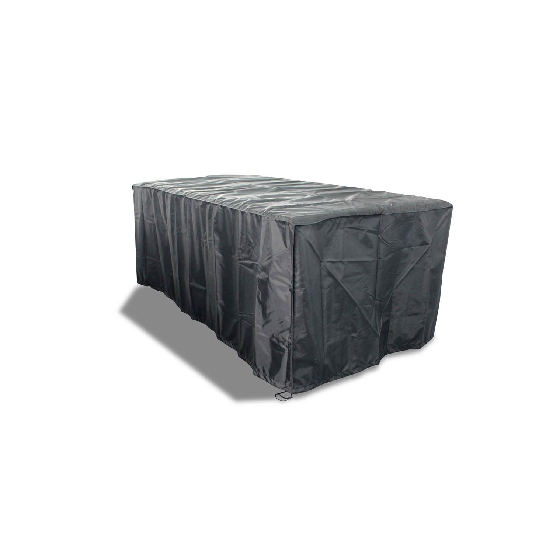 Housse de protection pour salon de jardin 155 x 94 x 68 cm