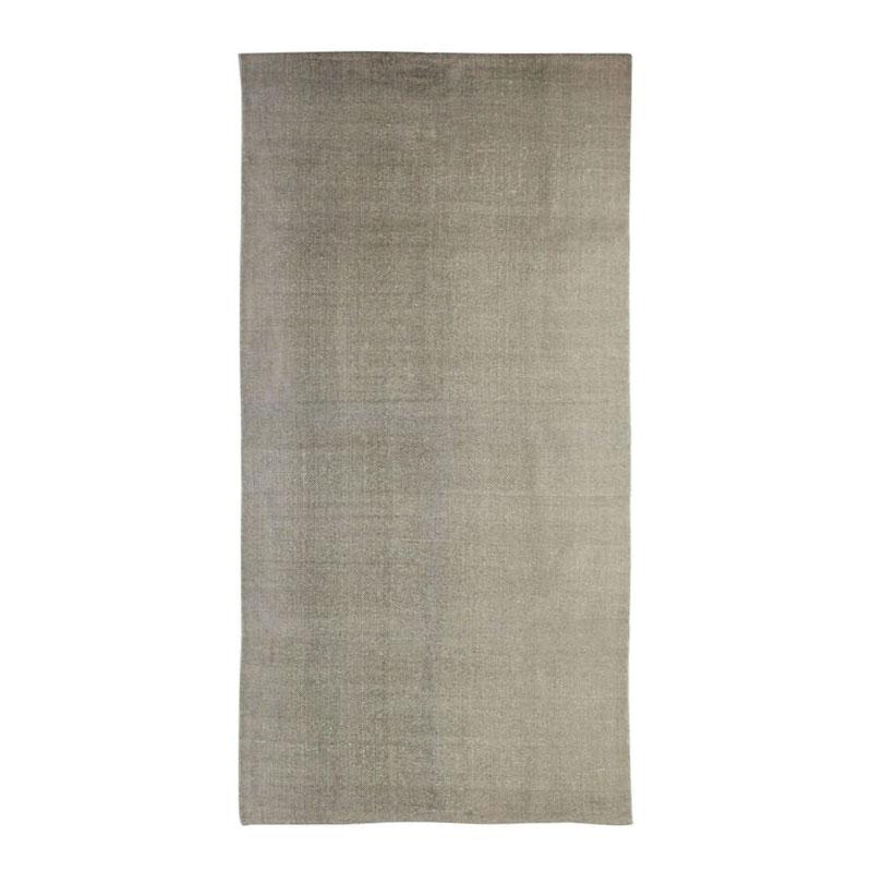Tapis effet délavé taupe 60x120